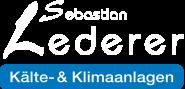 Kälte Klima Sebastian Lederer Logo
